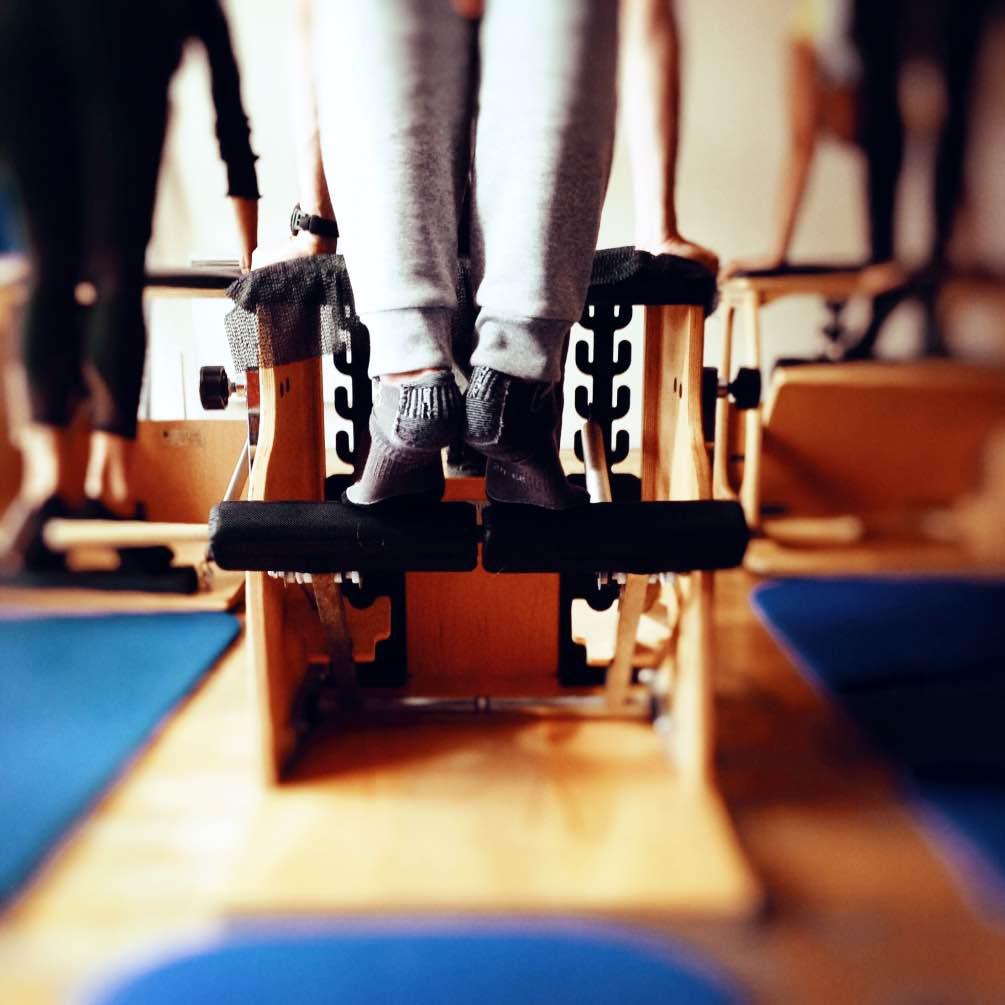 Pilates, un échauffement de danse avec ID mouvements à Paris